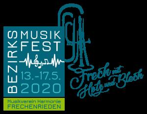 Bezirksmusikfest 2020 Musikverein Harmonie Frechenrieden e.V.