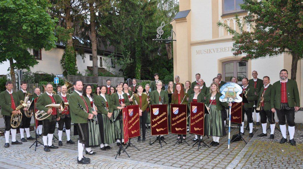 Musikkapelle Markt Rettenbach BMF Frechenrieden