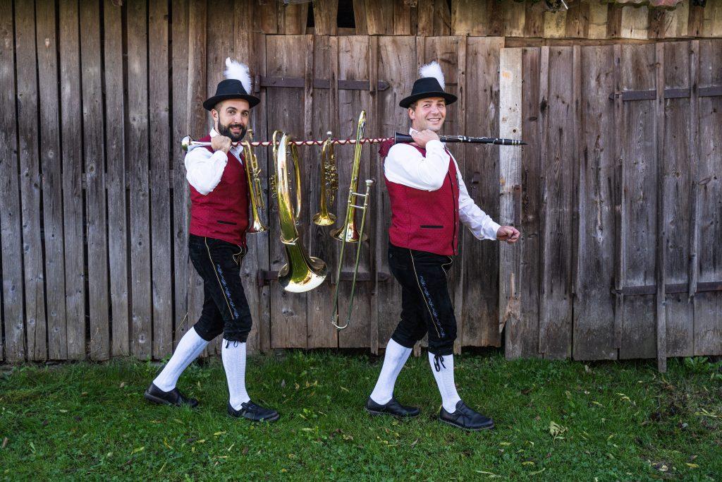 Dirigenten Musikverein Harmonie Frechenrieden
