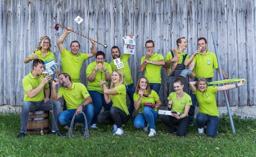 Festausschuss BMF 2020 Musikverein Harmonie Frechenrieden