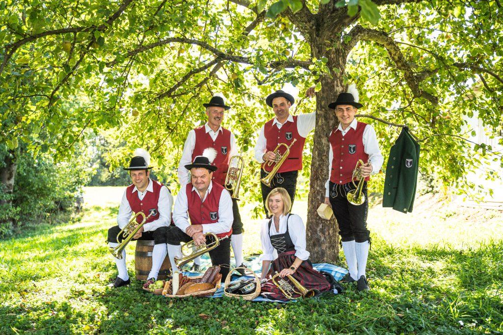 Flügelhornregister Harmonie Frechenrieden