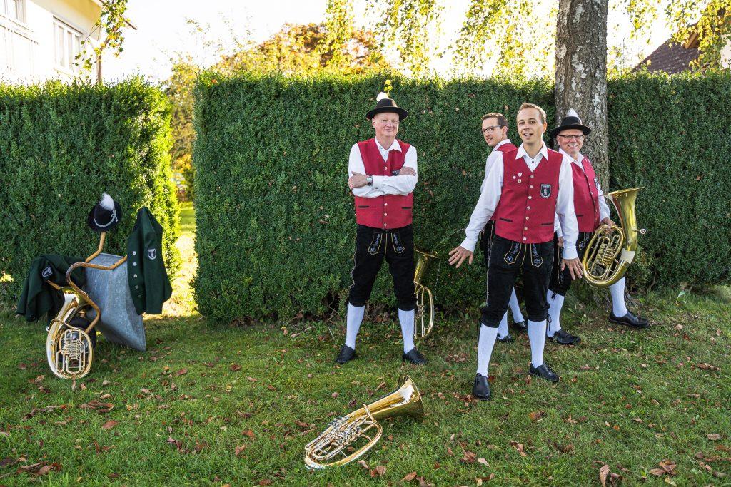 Tenorhorn Bariton Register Musikverein Harmonie Frechenrieden