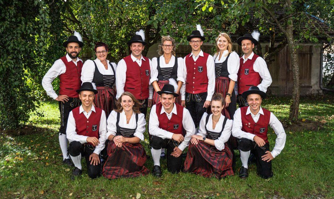 Vorstandschaft Musikverein Harmonie Frechenrieden