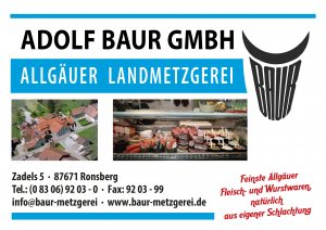 Baur Sponsor BMF Frechenrieden