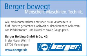Berger Sponsor BMF Frechenrieden