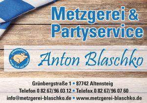 Blaschko Sponsor BMF Frechenrieden