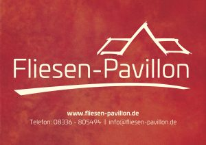 Fliesen Pavillon Sponsor BMF Frechenrieden