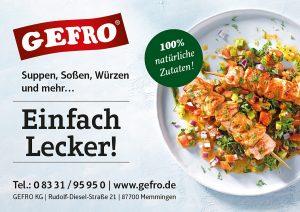 Gefro Sponsor BMF Frechenrieden