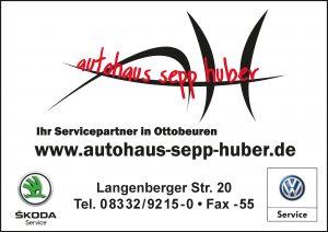 Huber Autohaus Sponsor BMF Frechenrieden