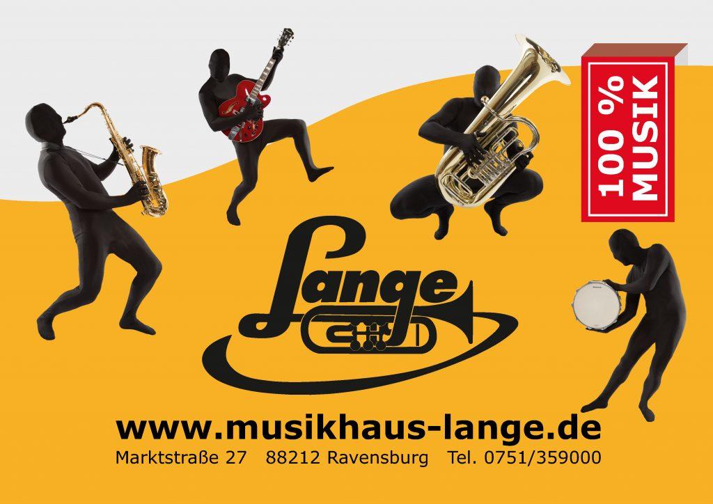 Musikhaus Lange Sponsor BMF Frechenrieden