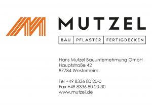 Mutzel Sponsor BMF Frechenrieden