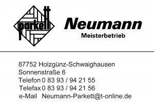 Neumann Sponsor BMF Frechenrieden