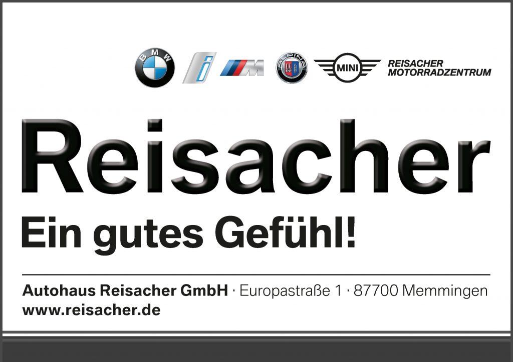 Reisacher Sponsor BMF Frechenrieden
