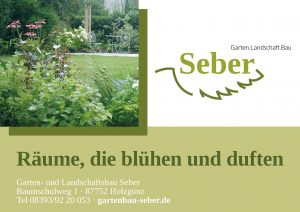 Seber Garten Sponsor BMF Frechenrieden