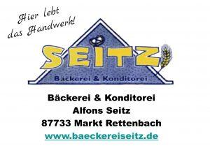 Seitz Baeckerei Sponsor BMF Frechenrieden