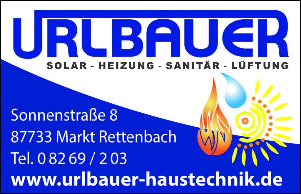 Urlbauer Sponsor BMF Frechenrieden