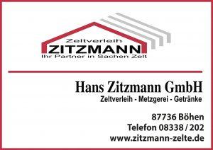 Zitzmann Sponsor BMF Frechenrieden